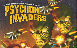 Psychon Invaders: Alien Aircraft