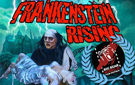 frankenstein rising music