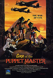Puppet Wars: Curse of the Puppet Master